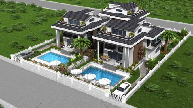 Property in Calis beach