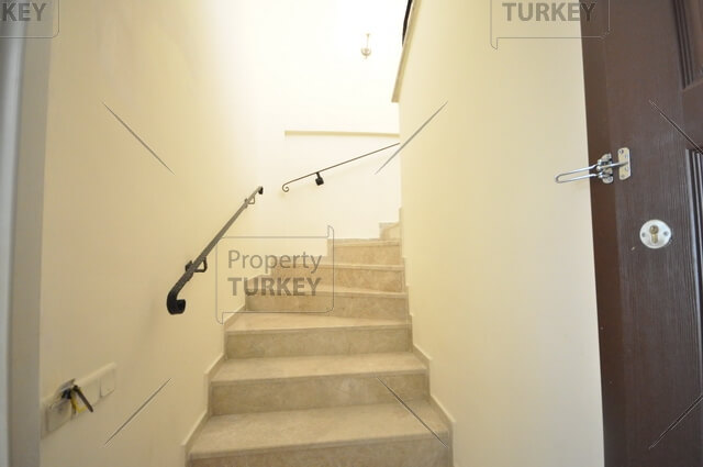 Stairs access