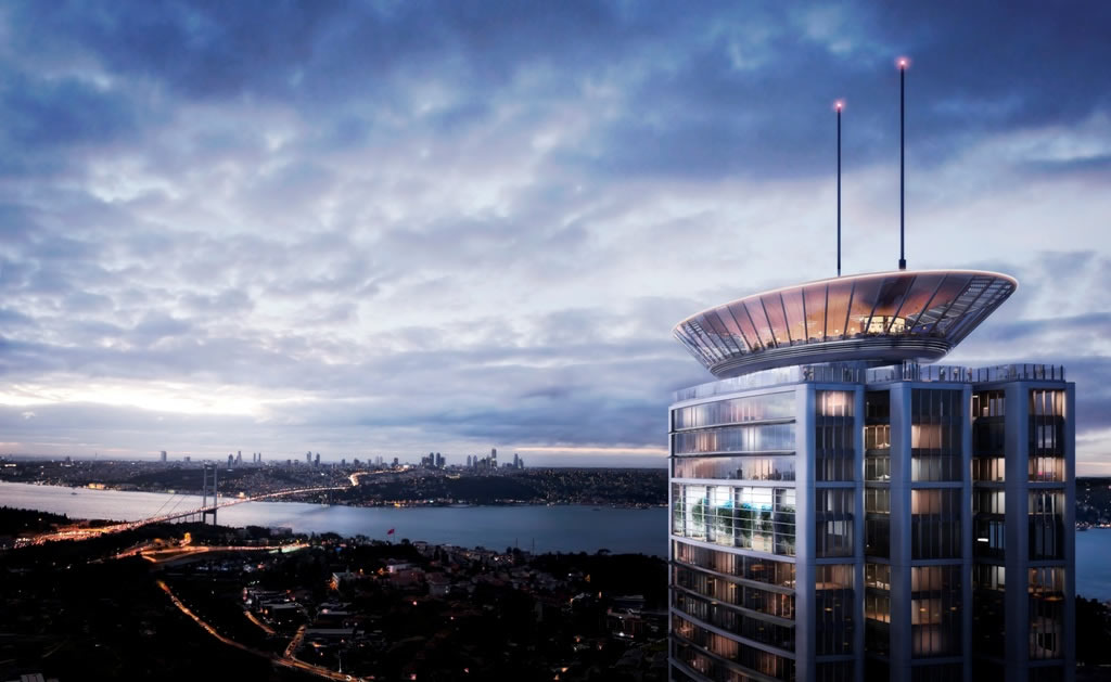 Istanbul hotel apartments for sale