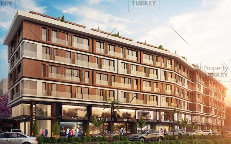central Istanbul sisli apartments for sale bargain