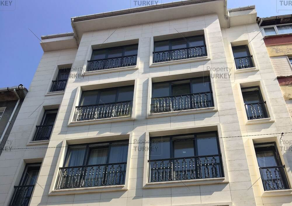 Cihangir central apartment for sale