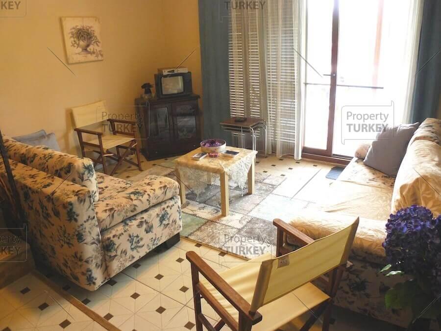 Villas front room