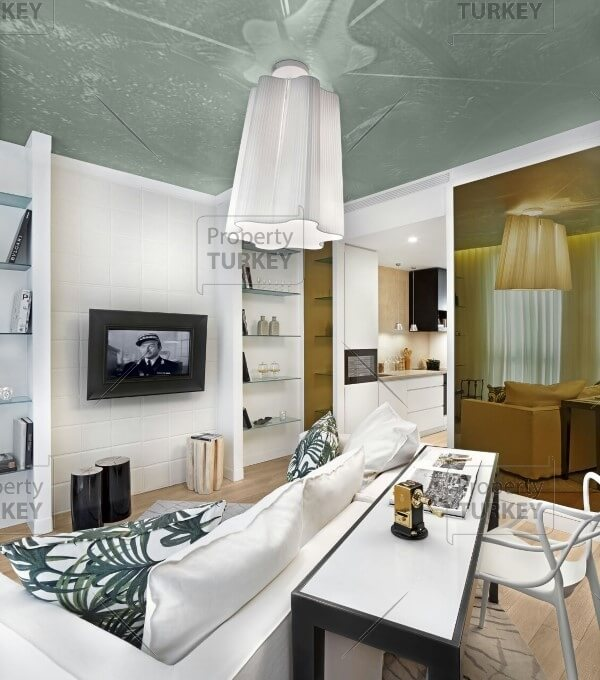 Philippe Starck designer homes in Media Highway Istanbul - Property ...