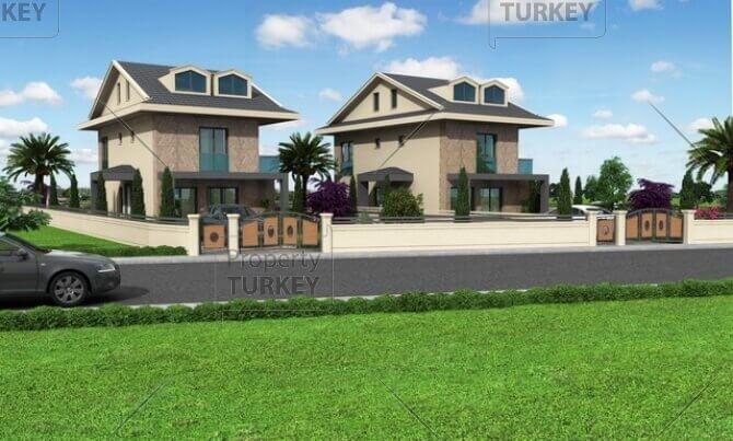 Gocek private villas