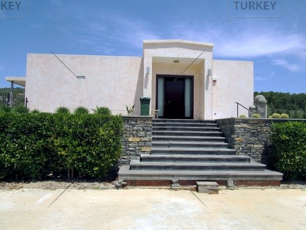 Bodrum detached villa for sale