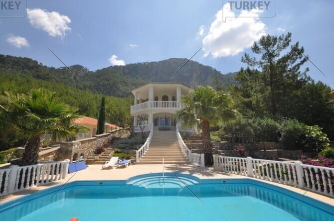 Akkaya detached villa for sale