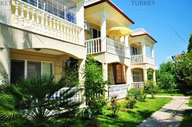 Calis duplex apartment for sale