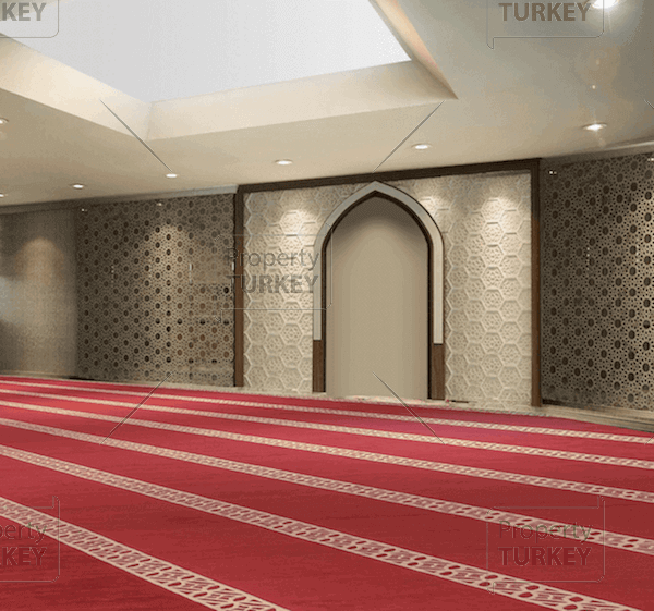 Complex mosque