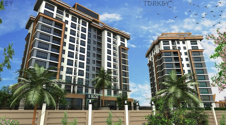 Eyup Istanbul family apartments for sale