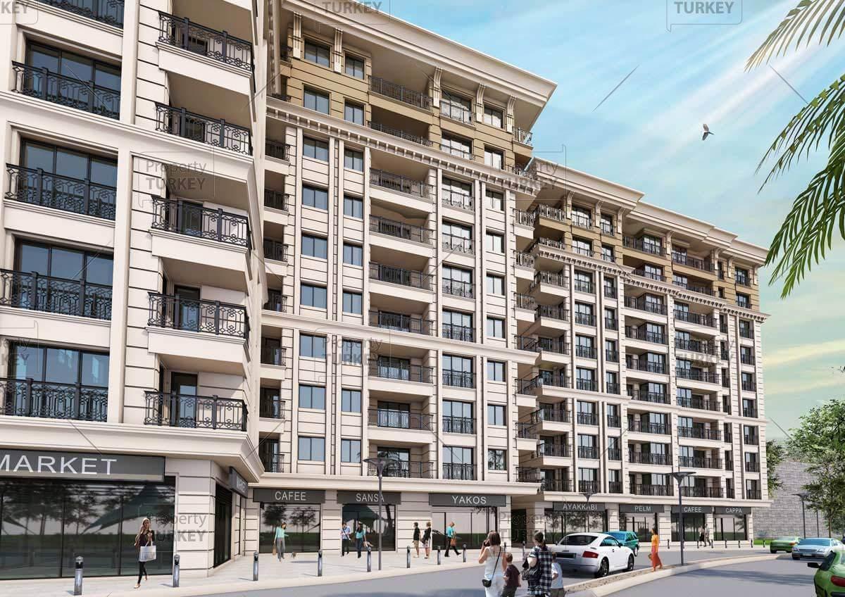 Элитная недвижимость в стамбуле покупка недвижимости на кипре