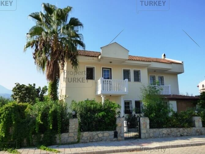Fethiye family house for sale