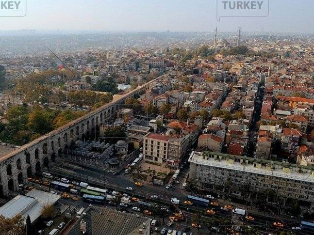 Istanbul Horhor homes