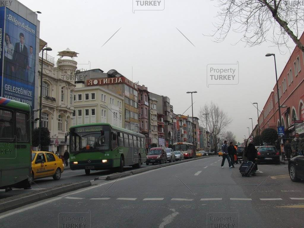 Invest in Horhor real estate Istanbul