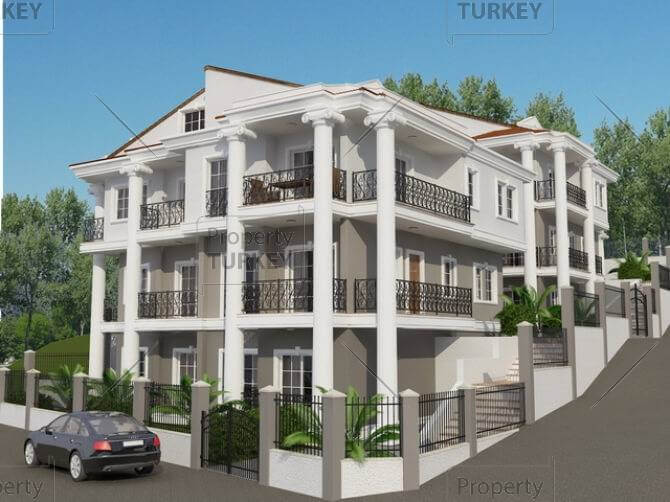 Fethiye centre property
