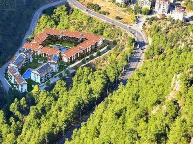 Fethiye Tasyaka apartment for sale