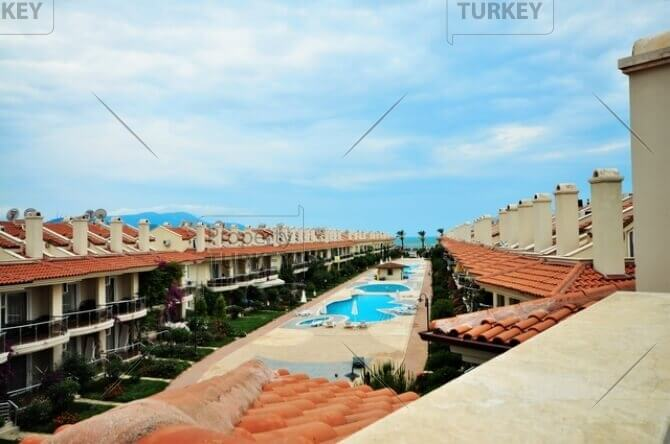 Apartment furnished in Calis for sale