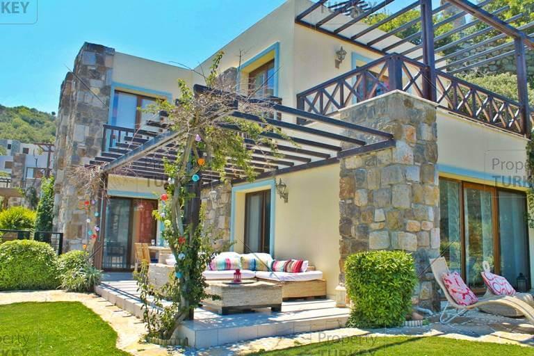 Villa in Gumusluk