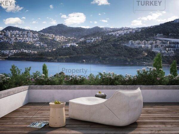 Outdoor relaxing area