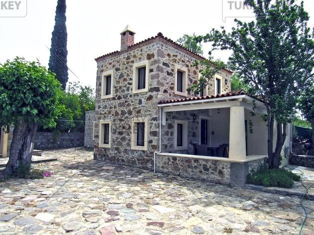 Gumusluk house