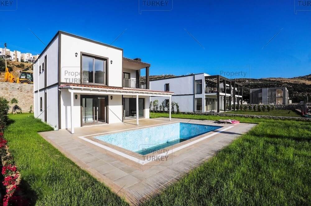 Panoramic Penthouse In Yalikavak Town Centre Property Turkey
