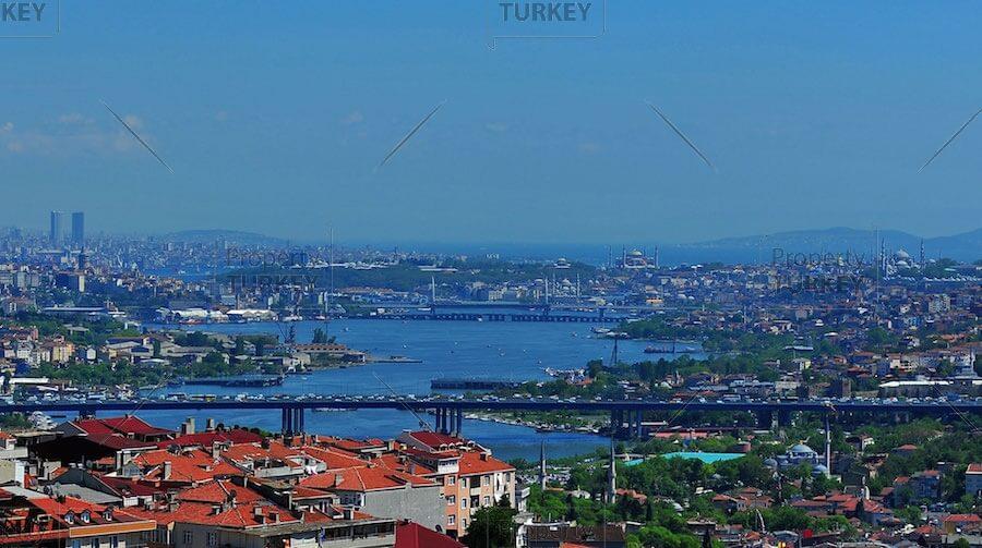Bosphorus view