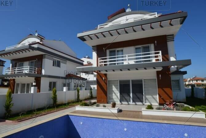 Calis detached villa for sale