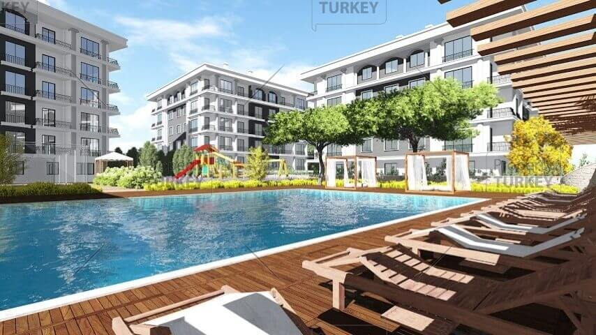 Investment apartments for sale in Beylikduzu