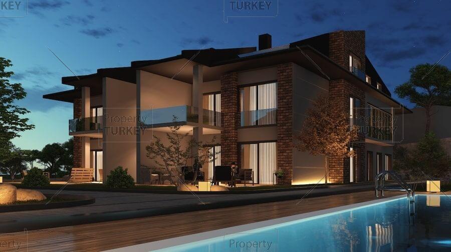 Modern apartments for sale in Bursa