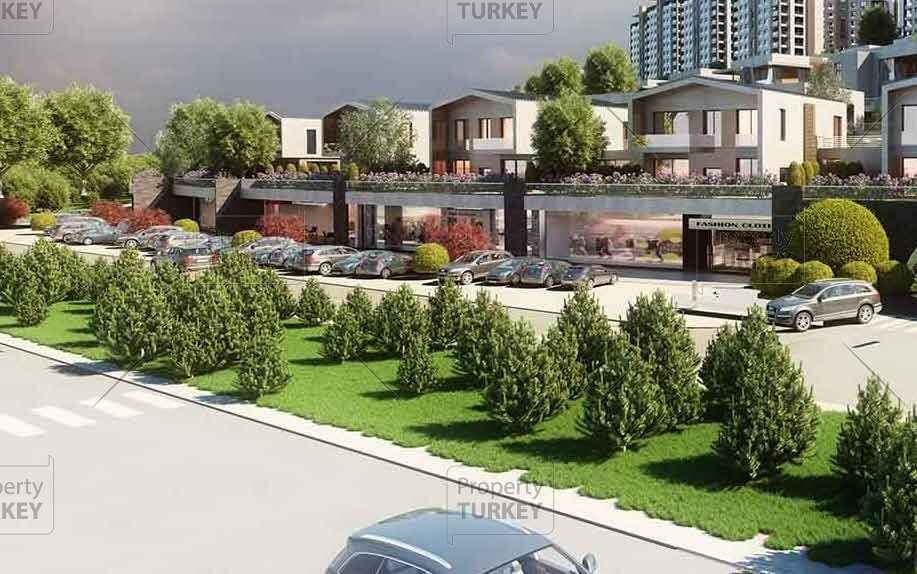 Istanbul residences project
