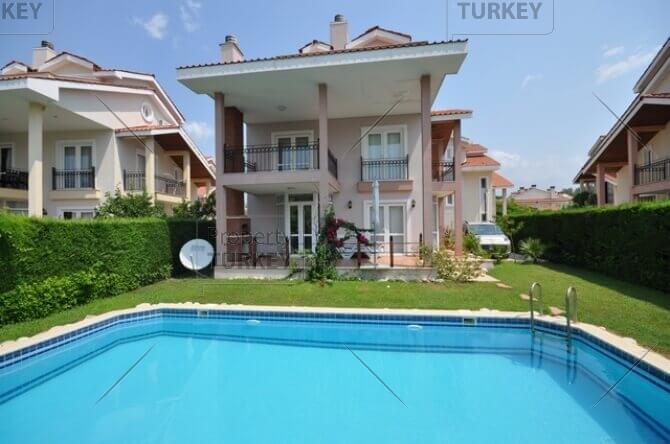 Villa for sale in Fethiye