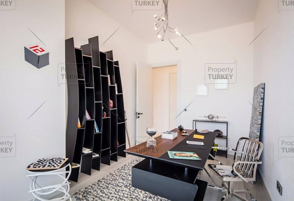 Working area room