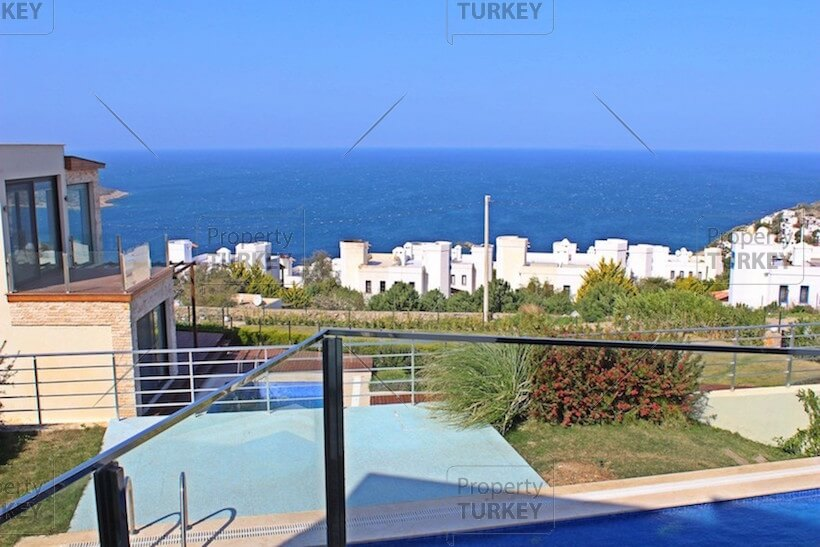 Villa in Yalikavak with amazing sea views