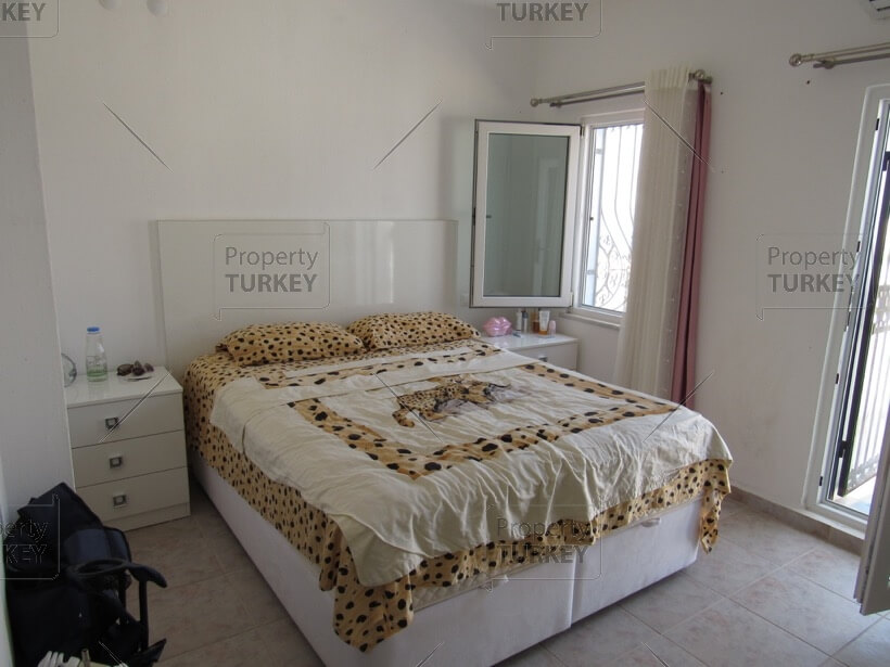 Spacious master room
