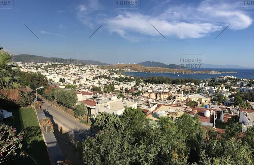 Villas views