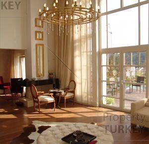 Spacious house open plan Istanbul