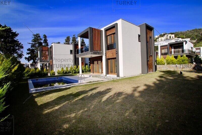 Villas complete views