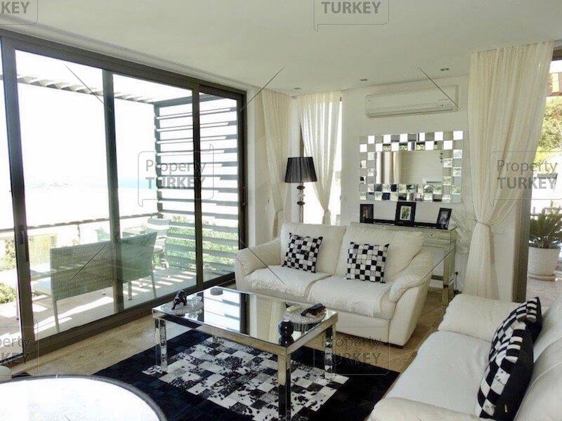Apartments modern interior