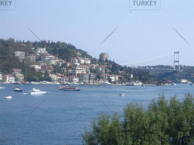 Bosporus Sea views