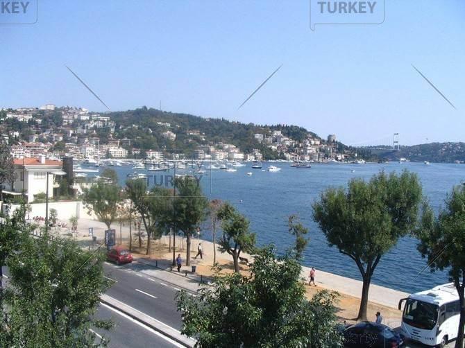 Bosporus Sea views
