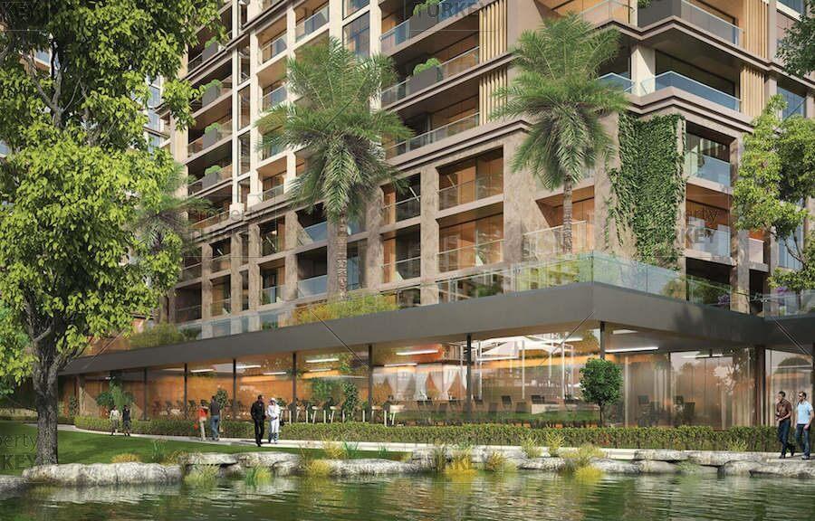 Central park apartments in prestigious atakoy sea view for Apartment with view of central park