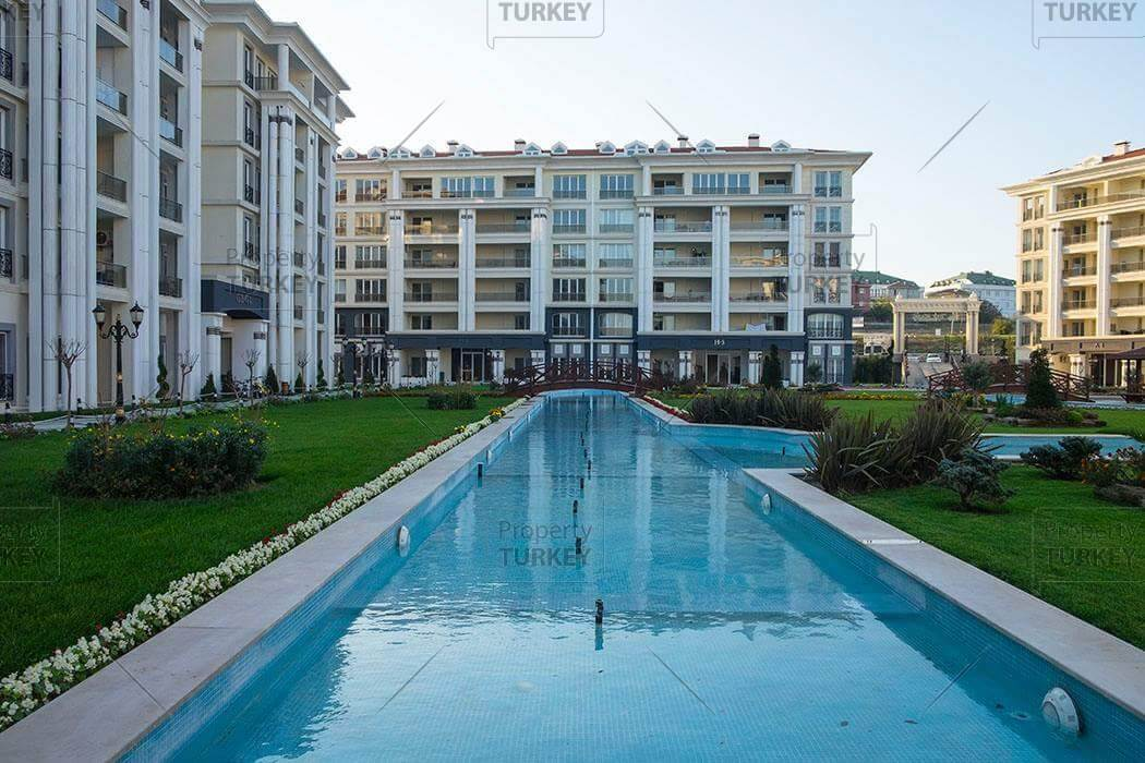 Ultra Luxurious sea vista homes in Istanbul