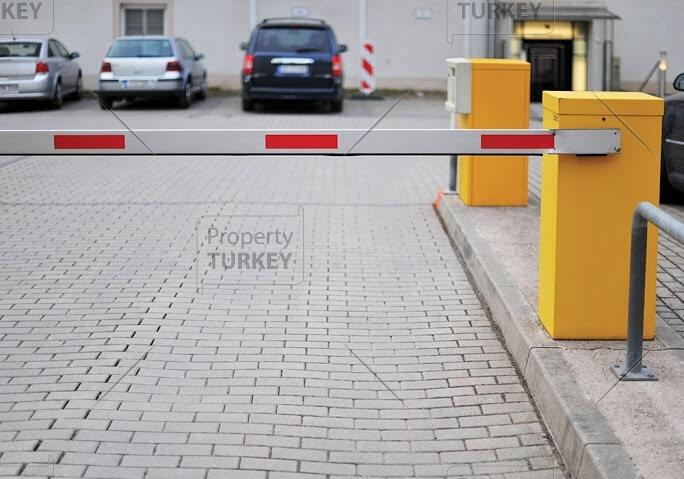 Residence parking