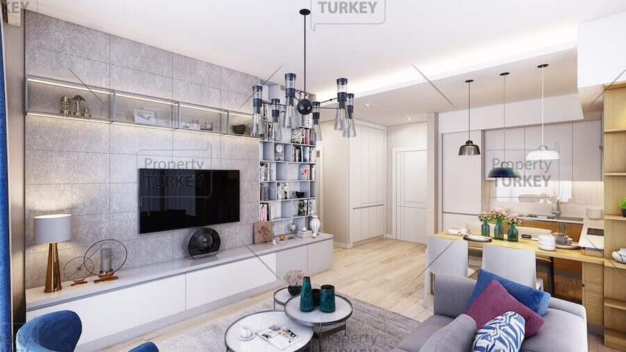 Invest pre-launch in Media Highway Park Homes Istanbul - Property Turkey