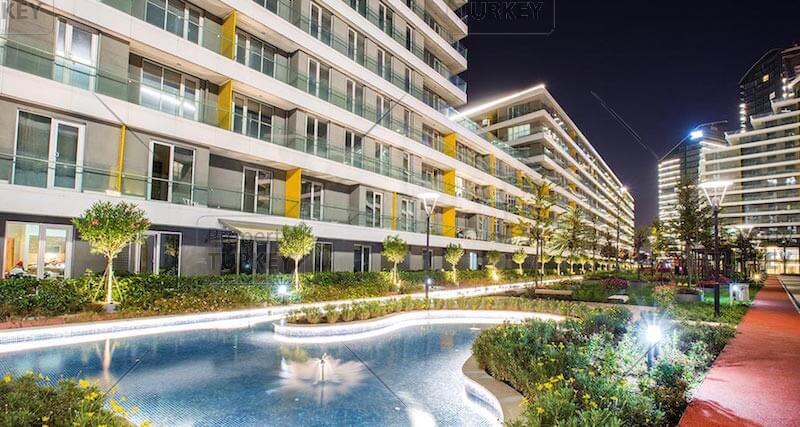 Complex designed gardens