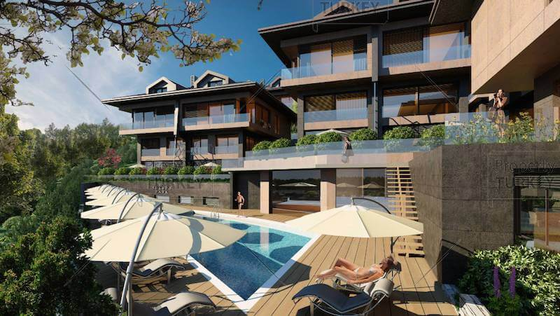 Tarabya property for sale