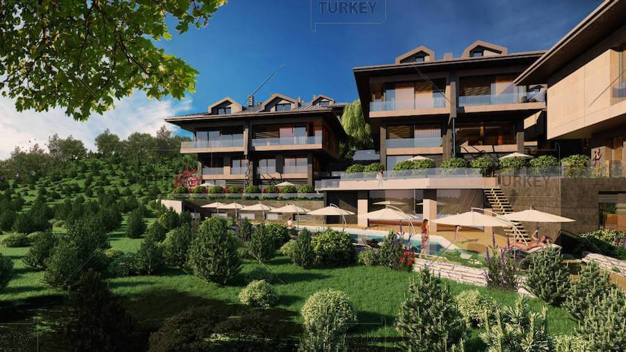 Homes in Tarabya