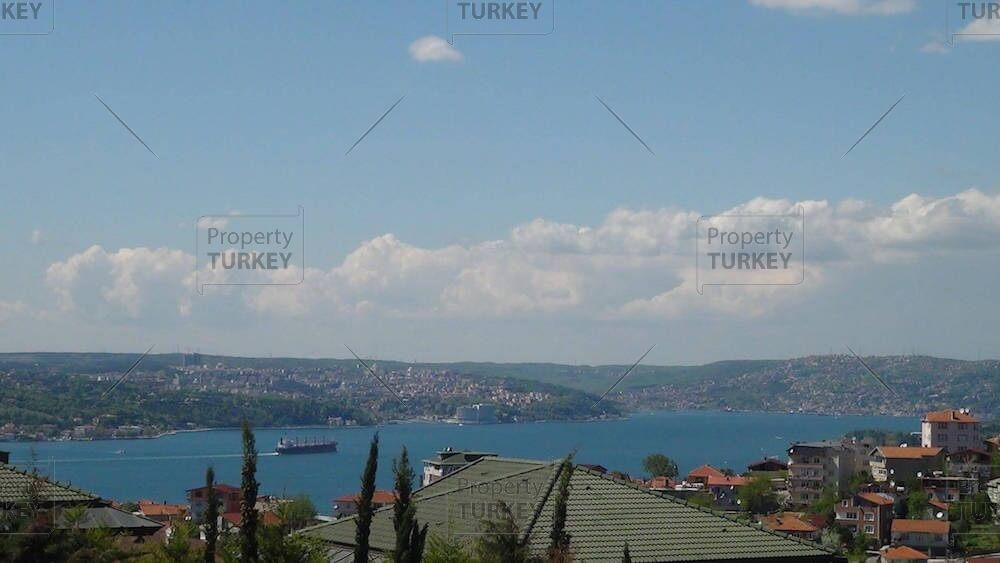 Bosporus views mansion for sale in Istanbul