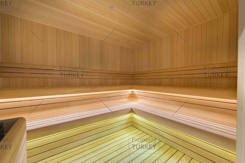 Complex sauna