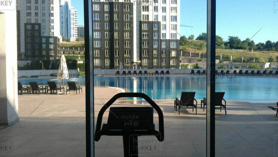 Gym on-site