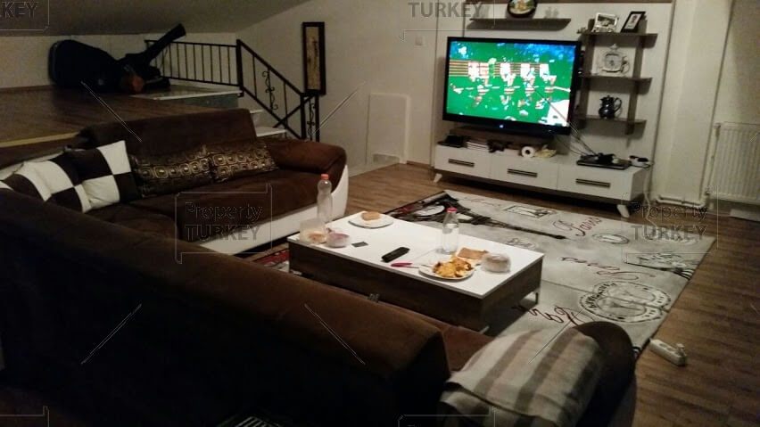 TV front room